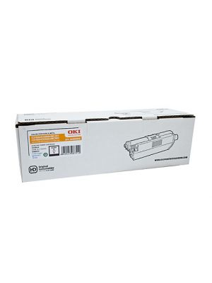 Oki C310dn/C330dn/MC361/MC362dn/C331dn Genuine Black Toner Cartridge 3,500 pages (44469805)