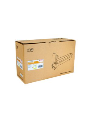 Oki C5650/C5750 Genuine Yellow Drum Unit 20,000 pages (43870009)