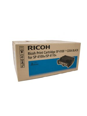 Ricoh Type 220A Genuine Toner SP4100N - 15,000 pages