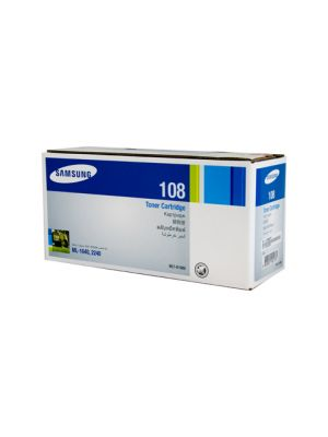 Samsung MLTD108S Genuine Black Toner - 1,500 pages