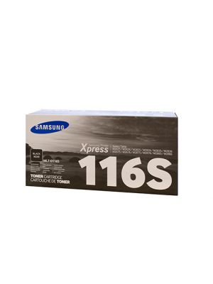 Samsung MLTD116S Genuine Black Toner - 1,200 pages