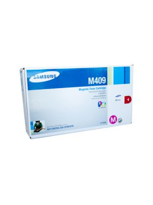 Samsung CLTM409S Genuine Magenta Toner - 1,000 Pages