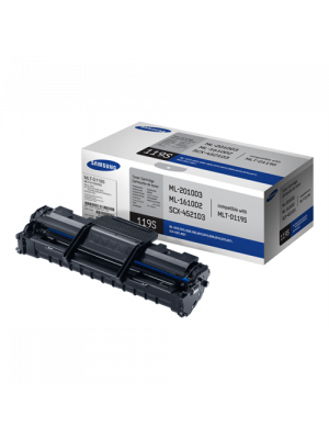 Samsung MLTD119S Genuine Black Toner - 2,000 pages