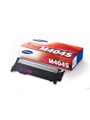 Samsung CLTM404S Genuine Magenta Toner - 1,000 pages