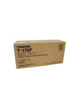Toshiba T170F Genuine Black Toner  - 6,000 pages