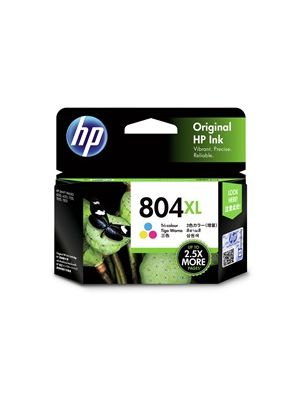 HP #804XL Genuine Colour Ink T6N11AA - 415 pages