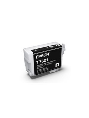 Epson 760 Genuine Photo Black Ink Cartridge