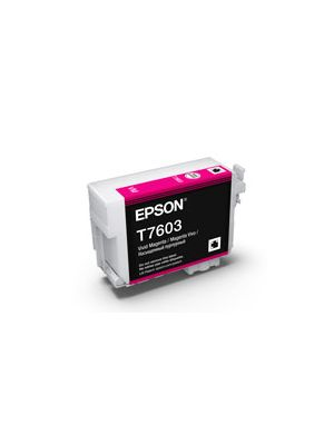 Epson 760  Genuine Vivid Magenta Ink Cartridge