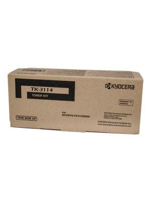 Kyocera TK3114 Toner Kit - Prints up to 15,500 pages