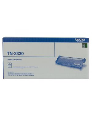 Brother TN2330 Genuine Toner Cartridge - 1,200 pages