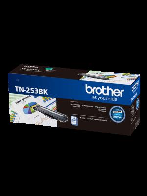 Brother TN253 Genuine Black Toner Cartridge - 2,500 pages