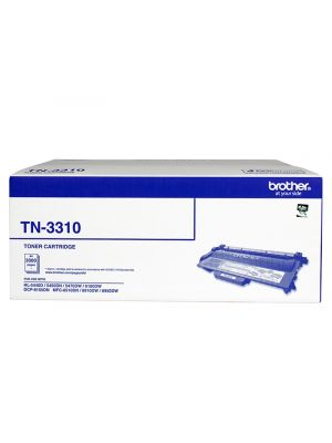 Brother TN3310 Genuine Toner Cartridge - 3,000 pages