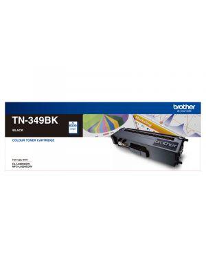 Brother TN349 Genuine Black Toner Cartridge - 6,000 pages