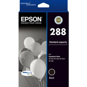 Epson 288 Genuine Black Ink Cartridge