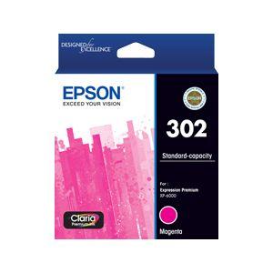 Epson 302 Genuine Magenta Ink Cartridge
