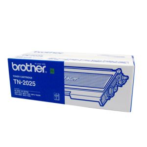 Brother TN2025 Genuine Toner Cartridge - 2,500 pages