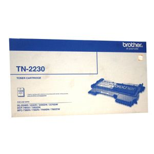 Brother TN2230 Genuine Toner Cartridge - 1,200 pages