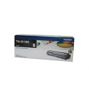 Brother TN251 Genuine Black Toner Cartridge - 2,500 pages