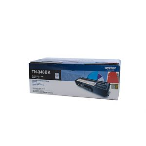 Brother TN348 Genuine Black Toner Cartridge - 6,000 pages