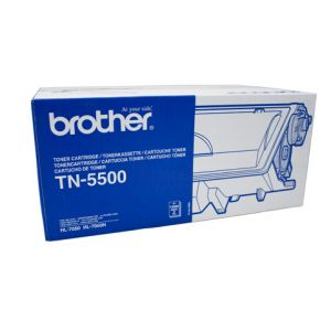 Brother TN5500 Genuine Toner Cartridge - 12,000 pages