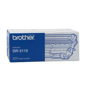 Brother DR3115 Genuine Drum Unit - 25,000 pages