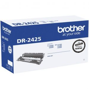 Brother DR2425 Genuine Drum Unit - 12,000 pages