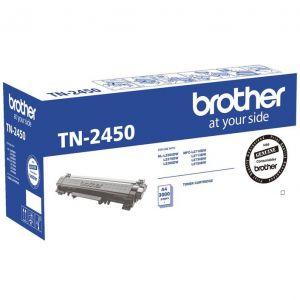 Brother TN-2450 Genuine High Yield Cartridge