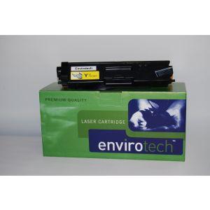 Eco-Friendly Envirotech, Brother TN346 Yellow Cartridge (Australian Made)