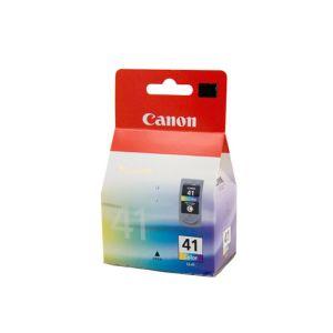 Canon CL41 Genuine Fine Colour Cartridge - 312 pages