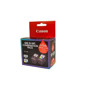 Canon PG640 CL641 Genuine Twin Pack