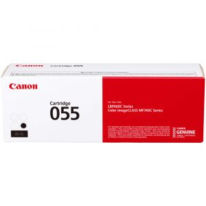 Canon Cart 055 Black Toner Cartridge