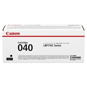 Canon CART040 Genuine Black Toner Cartridge - 6,300 pages