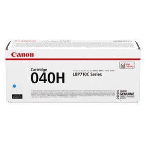 Canon CART040 Genuine Cyan HY Toner Cartridge - 10,000 pages