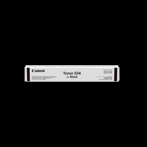 Canon CART034 Genuine Black Toner