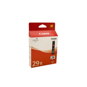 Canon PGI29 Genuine Red Ink Tank - 454 pages