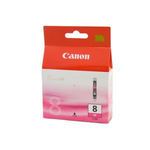 Canon CLI8M Genuine Magenta Ink Cartridge - 53 pages