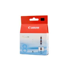 Canon CLI8PC Genuine Photo Cyan Ink - 32 pages