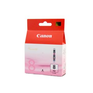 Canon CLI8PM Genuine Photo Magenta Ink - 24 pages
