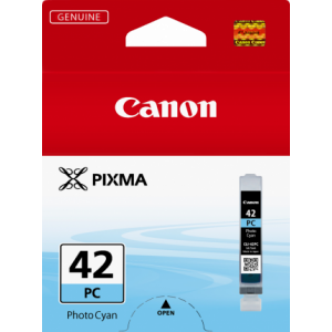 Canon CLI42 Genuine Photo Cyan Ink Cartridge - 60 pages A3+