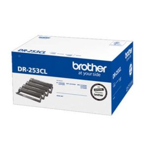 Brother DR253CL Genuine Drum Unit - 18,000 pages