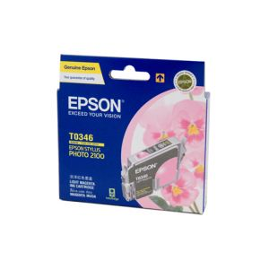 Epson T0346 Genuine Light Magenta - 440 pages