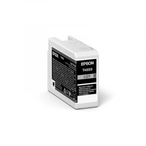 Epson T46S9 Light Grey UltraChrome Pro10 Genuine Ink Cartridge 25ml C13T46S900