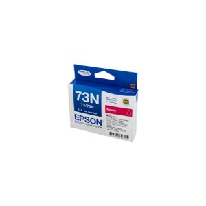 Epson 73N Genuine Magenta Ink Cartridge - 310 pages