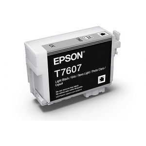 Epson 760 Genuine Light Black Ink Cartridge