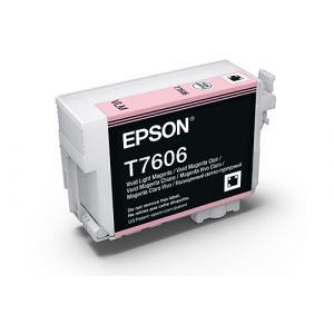Epson 760 Genuine  Vivid Light Magenta Ink Cartridge