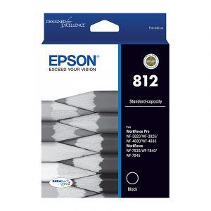 Epson 812 (C13T05D192) Genuine Black Ink Cartridge