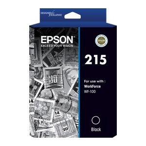 Epson 215 Genuine Black Ink Cartridge