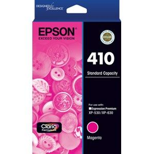 Epson 410 Genuine Magenta Ink Cartridge