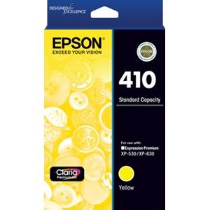 Epson 410 Genuine Yellow Ink Cartridge