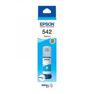 Genuine Epson T542 DURABRite EcoTank Cyan Ink Bottle C13T06A292